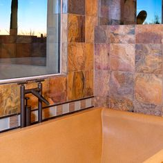 Sonoma Forge WaterBridge Faucet    This artful interpretation of raw plumbing materials that we call the Waterbridge Collection is certain to add a unique visual element to kitchens and baths. The cross of industrial chic and rustic country elegance complements many decorating styles and makes a bold, personal statement. Lav, Roman Tub Filler, Exposed Shower Systems and Accessories. Made in America. #homedecor #rustic #faucets #designerfaucets #industrialchic #sonomaforge @sonomaforge.com