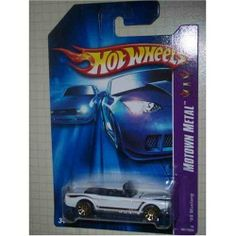 Hot Wheels 2006 : Motown Metal: '65 Mustang 1/64 Scale (02 of 05 - 087/223) by Mattel. $1.44. Hot Wheels 2006 : MOTOWN Metal: '65 Mustang 1/64 scale (02 of 05 - 087/223). Hot Wheels 2006 : MOTOWN Metal: '65 Mustang 1/64 scale (02 of 05 - 087/223)