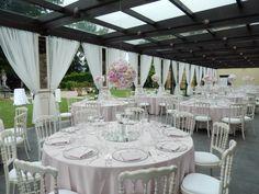 #cerimonie #villabernardini #nozze #allestimenti