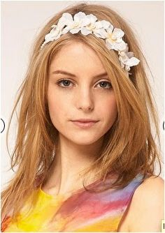 Inspired Flower Headbands and Crowns