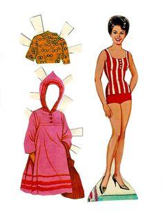 Annette 1964 Whitman #1953