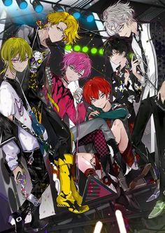 Ryohei Kimura, Nobunaga Shimazaki, Natsuki Hanae, Rejet, Game Character, Drama, Anniversary, Animation, Fantasy