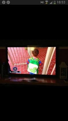 Woddlers Dino dinosaur on Today Tonight channel 7