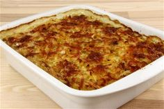 Koteletter i fad med låg af kartofler 4