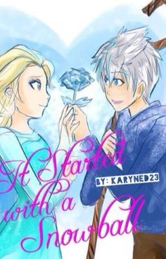 I love it! Jack gives Elsa a Ice Rose!!!!!!!!!!!!!!!!!!!!!!!!!!!!!!!!!! That reminds me of my friend on VFK (All fans of the game will know what that means lolol)