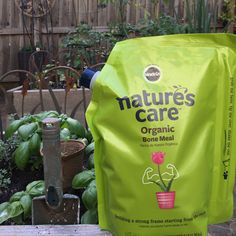 If your raised garden beds need phosphorous, try organic bone meal. It brightens your blooms and brings necessary nutrients to plants and herbs. Just use caution, and do keep it away from your pets.