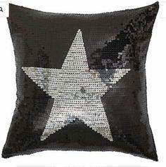 koriste tyynynpäälinen 45×45 + sisätyyny myös mieluiten mukaan erikseen ostettuna. tyynynpäälisen saa www.millanputikki.fi sivulta Silver Stars, Throw Pillows, Shopping, Women, Fashion, Moda, Toss Pillows, Cushions, Fashion Styles