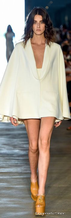 Giuliana Romanno Summer 2016 Ready-to-Wear
