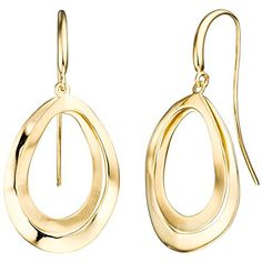 JOBO Ohrhänger 925 Sterling Silber gold vergoldet teilmattiert Ohrringe Jobo http://www.amazon.de/dp/B0142IQRPM/?m=AMWB9IWQTFGZU