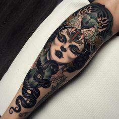 Tattoo Artist: Emily Rose Murray - Melbourne AUS www.tatteo.com
