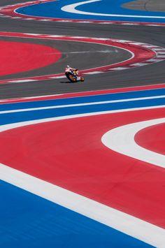 Austin is a different kind of track. #redbull #motogp #austin