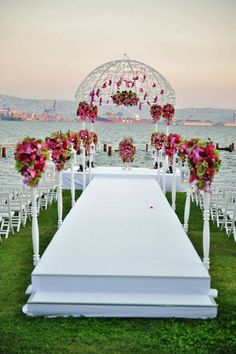A wedding at Esma Sultan by KM Events