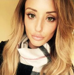 Hair inspiration // Charlotte Crosby from Geordie Shore