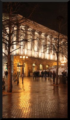 Come and see Professor Carl Chinn at our Xmas Special Event at Birmingham Town Hall in December 2015 - register on our site Town Hall, Scenic Photography, Night Photography, Landscape Photography, Prague Old Town, Birmingham City Centre, Birmingham England, Old Town Square, England And Scotland