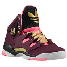 7b9206003 adidas Originals GLC moves from the hardwood to the dance floor. Womens  Fashion SneakersFoot LockerKinds ...