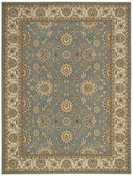 Nourison Persian Crown Pc002 Blue Area Rug