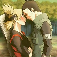 Temari and Shikimaru - the best couple ever! <3 :3