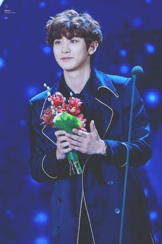 Park Chanyeol Exo, Baekhyun, K Pop, My Baby Daddy, Pop Group, My Idol, Parks, Twitter, Korean