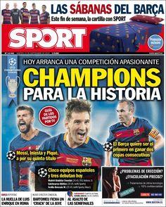 Portada Sport 15/09/2015