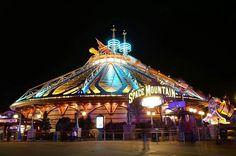Space Mountain Mission 2 | Disneyland Paris