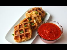 Your Life Will Be Changed Forever After Tasting These Mozzarella Stick Waffles