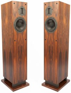 ProAc Response D30DS Speakers - Mahogany