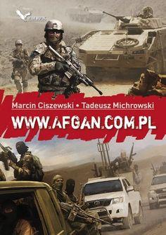 Okładka książki www.afgan.com.pl