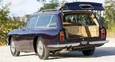 Aston Martin DB6 Shooting Brake - Perfect family car.