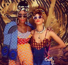 Chichia London est la marque créée par la styliste Christine Mhando. Originaire de la Tanzanie, c'est après avoir étudié dans des universités londoniennes qu'elle a lancé Chichia, une marque qui puise son essence dans la culture vestimentaire africaine, grâce notamment à l'utilisation du khanga, un tissu fabriqué en Afrique de l'Est. Chichia London, East Africa ...