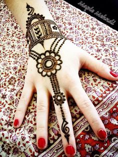 B & G Fashion: Eid Festival Mehndi Designs 2015-2016 For Women