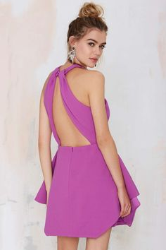 Keepsake To the End Cutaway Dress | Shop What's New at Nasty Gal