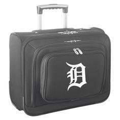 MLB Detroit Tigers Wheeled Laptop Overnighter