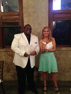 I won crystal plaque as Songwriter OF The Year Award with Forsyth Entertainer Award with Ellen Leak at Millineum Center June 22nd