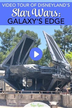 Star Wars: Galaxy's Edge is open at Disneyland! Take a full video and photo tour of the Millennium Falcon, restaurants, merchandise and more from Black Spire Outpost on the planet Batuu! Disney Vacation Planning, Disney Vacations, Vacation Trips, Disney Travel, Family Vacations, Disneyland Tips, Tokyo Disneyland, Disney Tips, Disney Parks