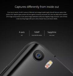 Xiaomi Mi5 5.15 Zoll 3GB RAM 64GB Rom Snapdragon 820 Quad Core 4G  Smartphone