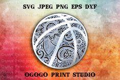 cricut Boho svg Doodle Art silhouette Mandala Style Beard SVG Laser cut files Dad Svg Fathers day Svg Mustache Svg Zentangle Svg