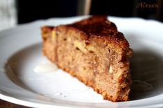 Torta mele e miele speziata