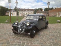 Traction-Avant 1934