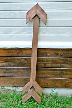 How to make your own wooden arrows. These are super easy to make and can be made for less than $5.