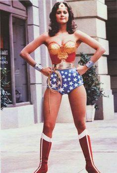 Wonder Woman Lynda Carter Poster 24x36
