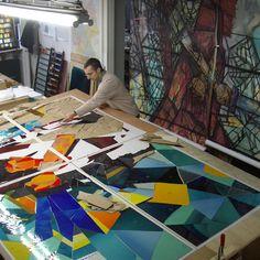 Derix Glasstudios Taunusstein