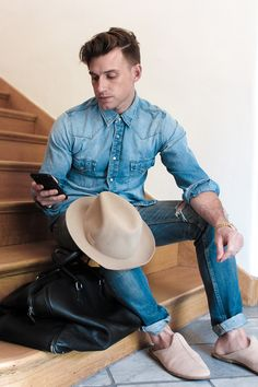 """Jeremiah Brent ~ Love your style! *Handmade leather footwear  from """"The Sabah Dealer"""""""