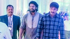 Memu Saitham - Dine With Stars - Celebrities Prabhas Pics