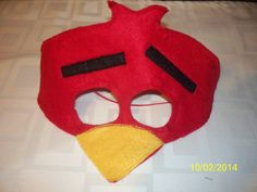 A birds costume mask boys halloween bird by NAESBARGAINBASEMENT
