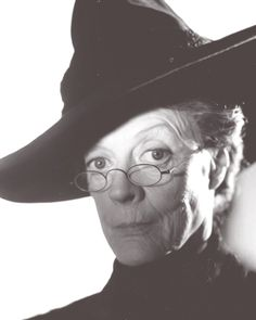 """Maggie Smith: I absolutely love her in everything she does (particularly HP - """"BOOM!"""") :)"""