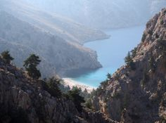 Agios Vasillios - Symi Island Greece.