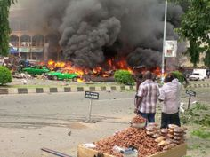 At least 21 people killed in Nigerian shopping mall explosion Nigeria Capital, Moving And Storage Companies, International News, Rest Of The World, Shopping Mall, At Least, City, People, Coupon