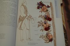 Embroidering an 18th Century Waistcoat « onedelightfulday
