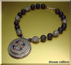 opulentes+Turkmenen+-+Unikatschmuck+von+Dream-Colliers+auf+DaWanda.com
