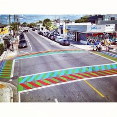 creative crosswalks